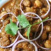 North Indian Chole