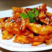 Chinese Chilli Potato