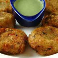 Continental Vegetable Cutlet