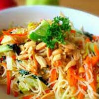 Chinese Vegetable Noodle Rice