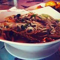 Chinese Vegetable Thukpa