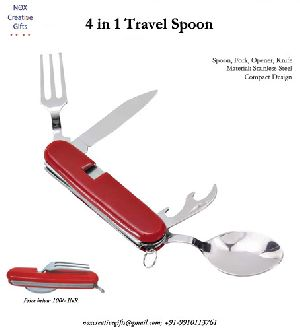 4 in1 travel spoon