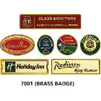 Brass Badges