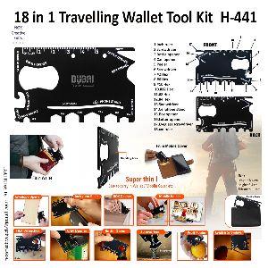 H-441 18 in 1 Tool Kit