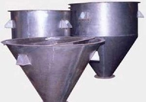 mild steel hoppers