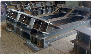 HEAVY FABRICATION & PRECESSION MACHINED PARTS