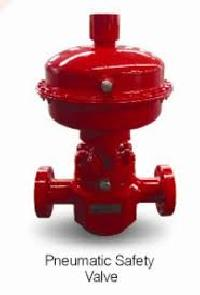 pneumatic safety valves