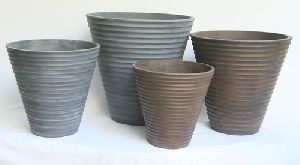 Clay and Cement Planters