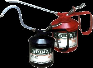 HIGH PRESSURE METAL OIL CANS