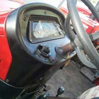 FRP Tractor Instrument Panel