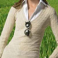 Ladies Pashmina Sweater (KCPSW001)