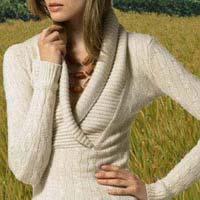 Ladies Pashmina Sweater (KCPSW002)