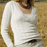 Ladies Pashmina Sweater (KCPSW006)