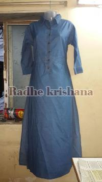 Ladies Denim Kurti 05