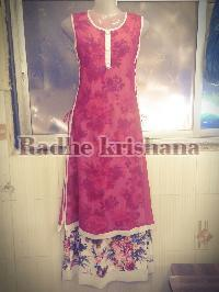 Ladies Long Kurtis 04