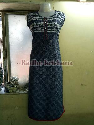 Ladies Long Kurtis 10