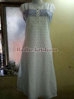 Ladies Long Kurtis 11