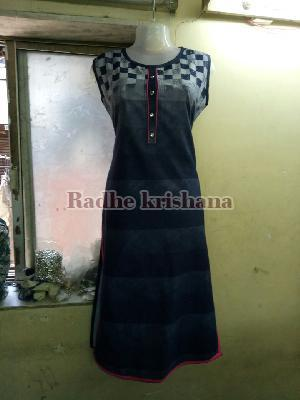 Ladies Long Kurtis 12