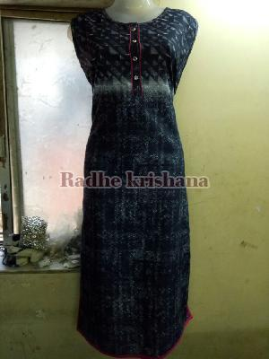 Ladies Long Kurtis 13