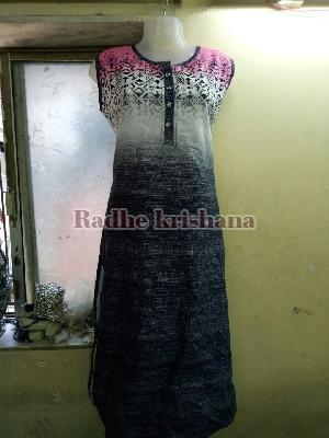 Ladies Long Kurtis 14