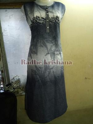 Ladies Long Kurtis 16