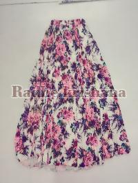 Ladies Long Skirt 02