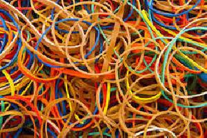 Colored Elastics