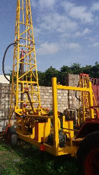Tractor Mounted Drilling Rig 06