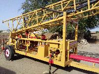 Tractor Mounted Drilling Rig 14