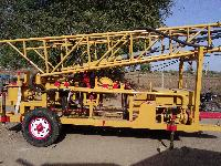 Tractor Mounted Drilling Rig 15