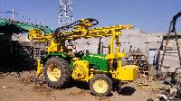 Tractor Mounted DTH Rig 07
