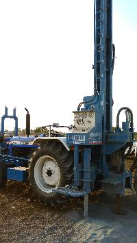 Tractor Mounted DTH Rig 02