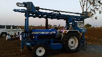 Tractor Mounted DTH Rig 04