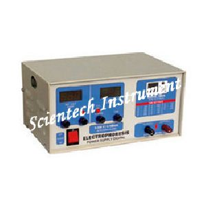 ELECTROPHORESIS POWER SUPPLY DIGITAL