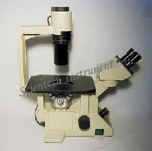 INVERTED BINOCULAR TISSUE CULTURE MICROSCOPE