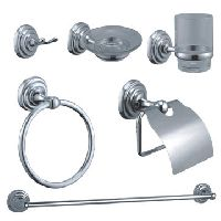 Chrome Plated Bathroom Fittings