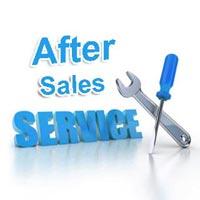 After Sale Services