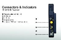 120 M Connector & Indicator (Receiver)