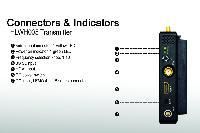 120 M Connector & Indicator (Transmitter)