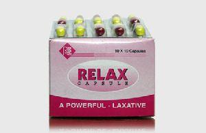 Relax Capsules
