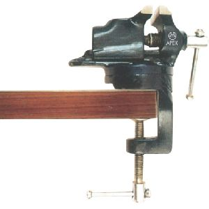 Table Vice With Clamp
