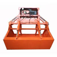 Hydraulic Grab Crane, Mechanical Grab Crane
