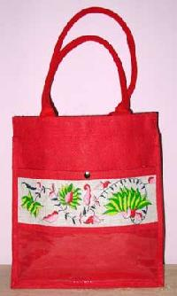 Jute Shopping Bag - 02