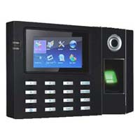 i 9 Biometric Time Attendance System