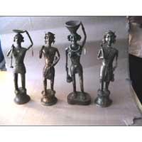 Dhokra Statue