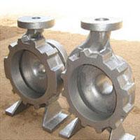 7 Pump Casing in Stainless Steel