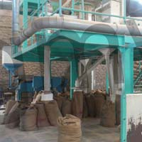 Wheat Cleaning Plant 03