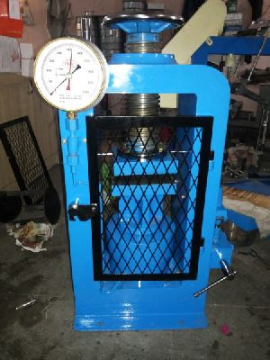 compressor testing machine