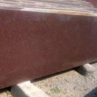 Bruno Red Granite Stone