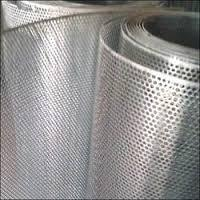 Perforated Sheets, Coils Plates